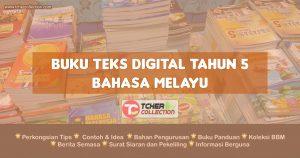 Buku Teks Bahasa Melayu Tahun 5